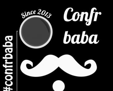 Barba: logo ConfrBaBa