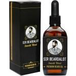 olio da barba Sir beardalot