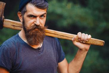 Cosa non dire ad un ragazzo con la barba