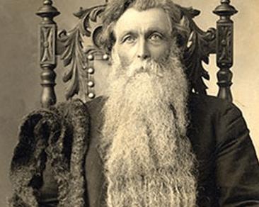 Hans Langseth: la barba più lunga del mondo