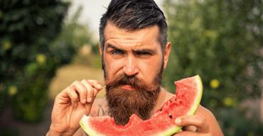 cosa non cucinare ad un ragazzo con la barba copertina