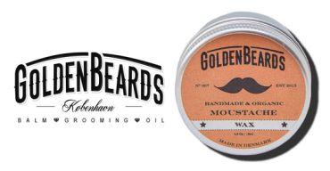 cera da barba golden beards