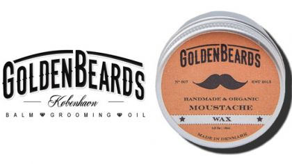 cera da barba golden beards