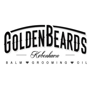 cera da barba: golden beards logo