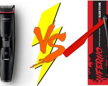 rasoio elettrico o rasoio shavette: quale scegliere